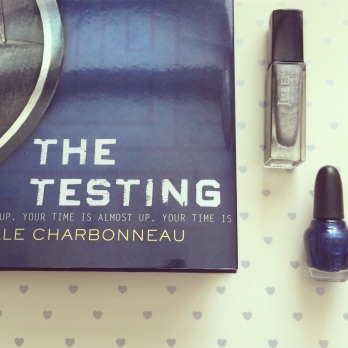 Tools I used // Julep's Brit + Sephora by OPI's I Blue My Curfew