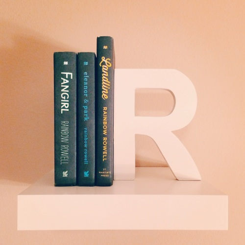 R is for Rainbow Rowell