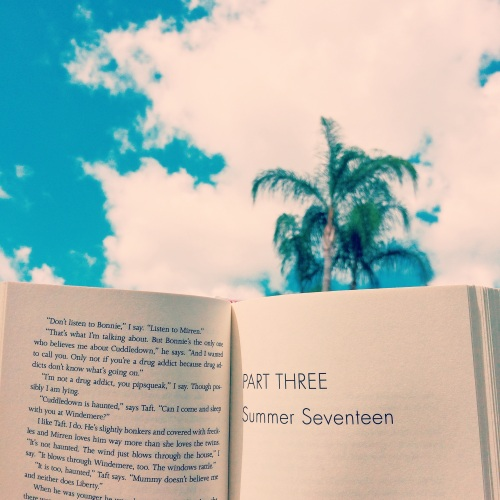 Book and Sky