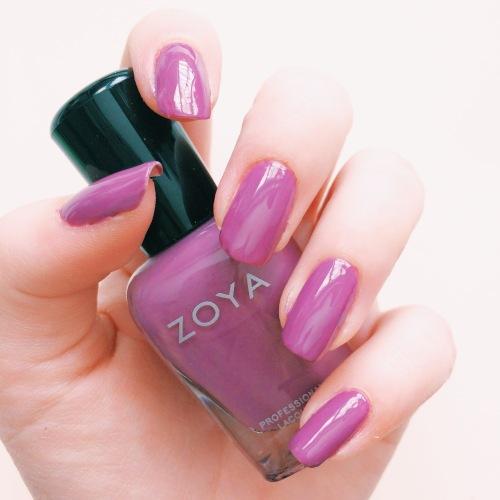 Zoya Odette Nail Polish Swatch