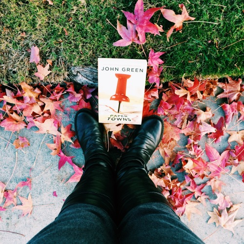 Fall and Paper Towns