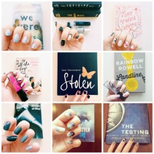 Cover Inspired Manicures