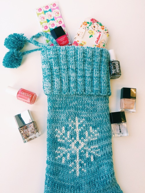 Nail Polish Stocking Stuffers