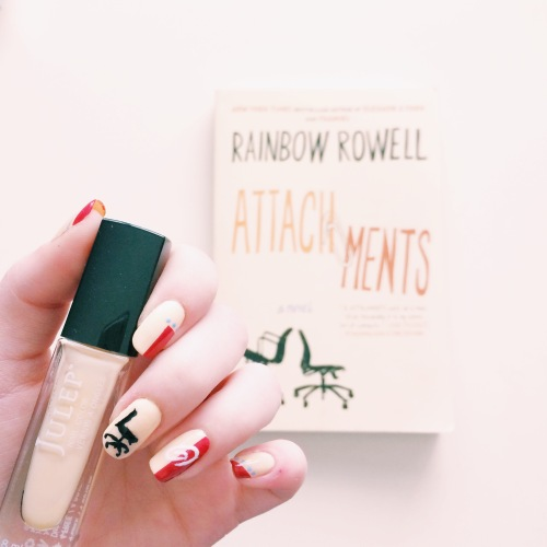 Attachments Cover Inspired Manicure