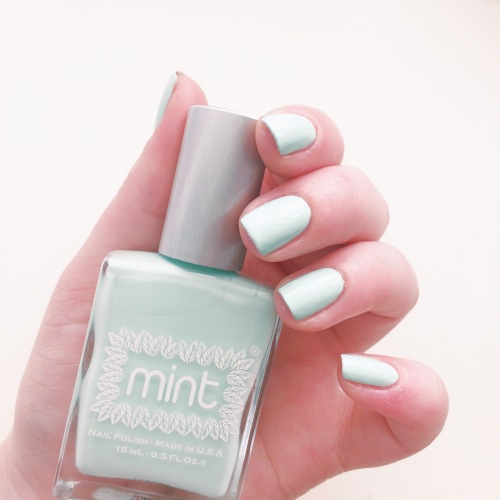 Mint Polish - Ice Cube