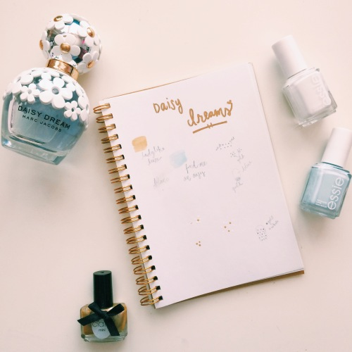 Tools I Used // Essie Find Me An Oasis + Blanc + Ciate Ladylike Luxe