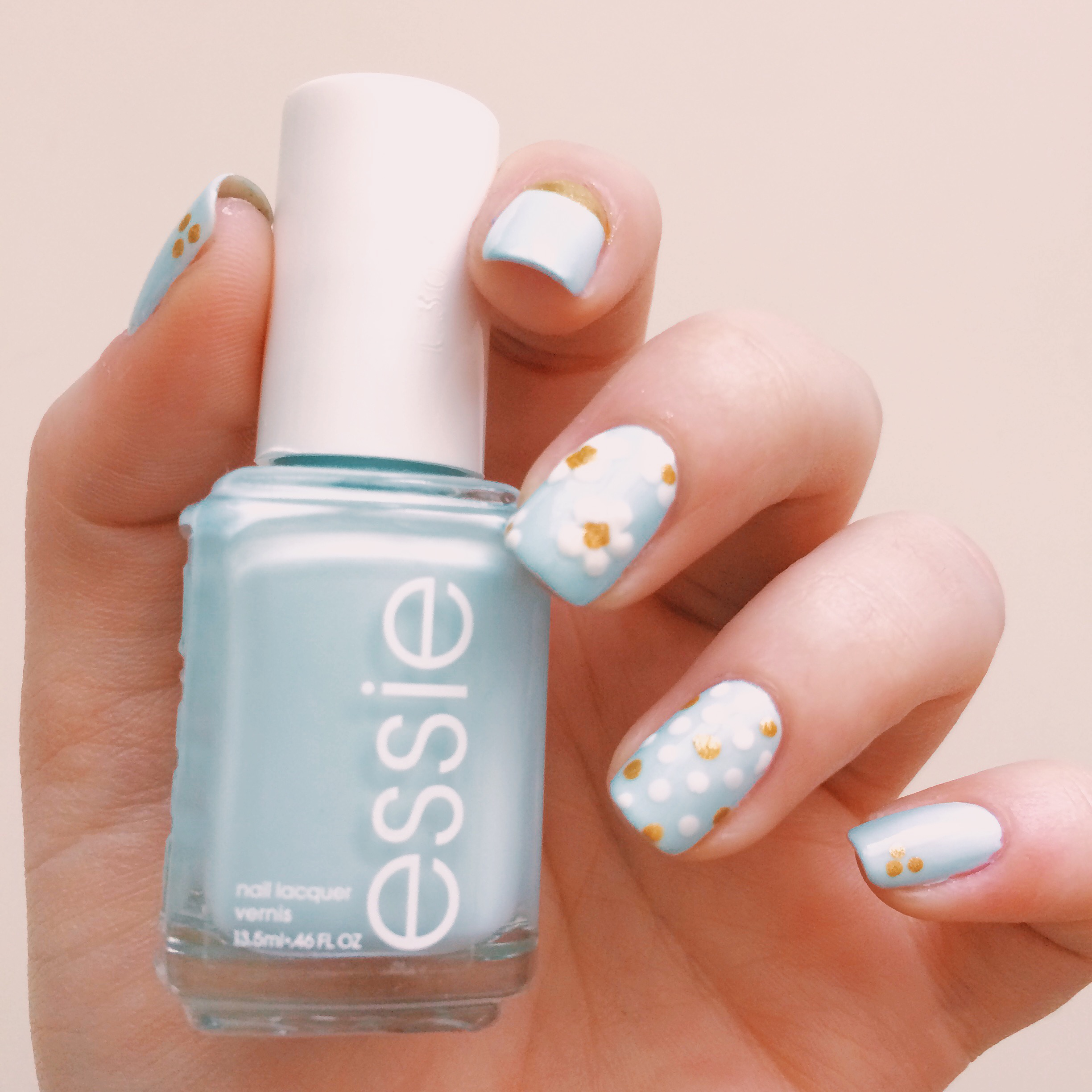 Dreaming Of Daisies | Novels and Nail Polish