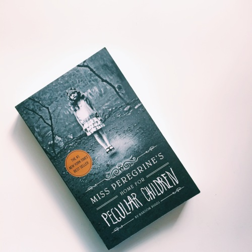 Miss Peregrine's Home for Peculiar Children // Novels and Nail Polish