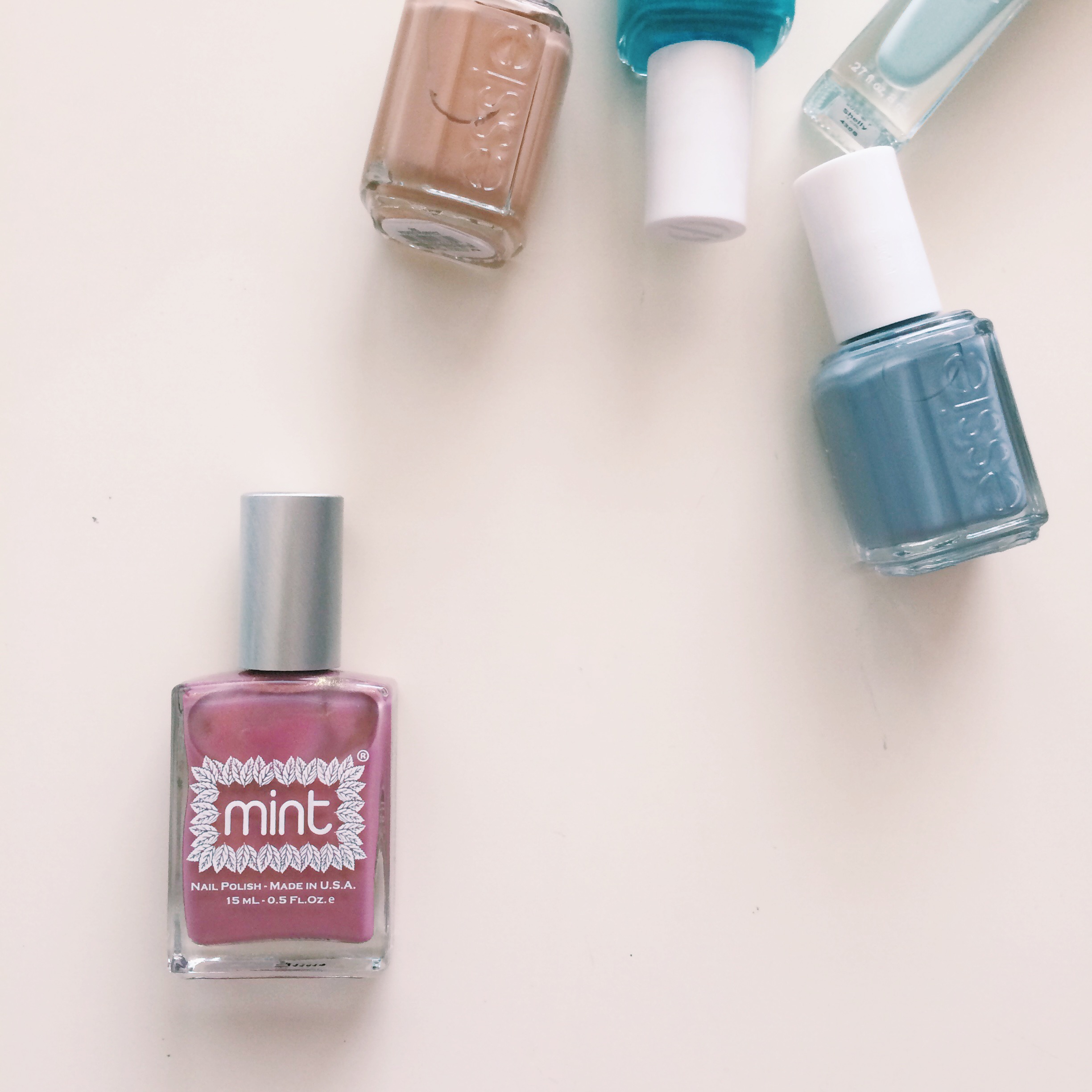 Trends | Novels and Nail Polish