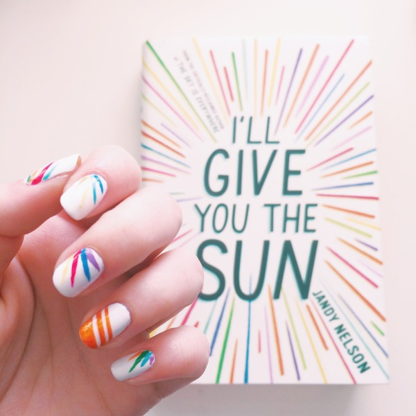 I'll Give You The Sun Cover Inspired Manicure