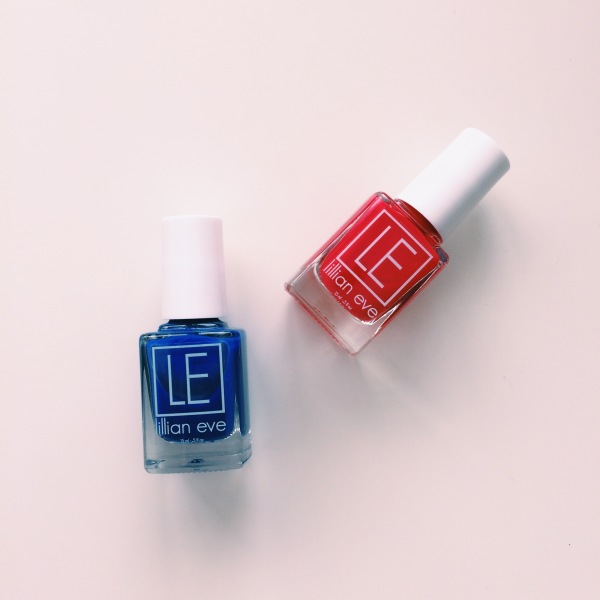 Lillian Eve Nail Polish // Novels and Nail Polish