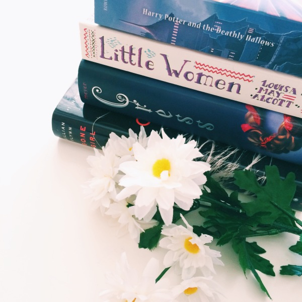 Mother's Day Book Stack // Novels and Nail Polish