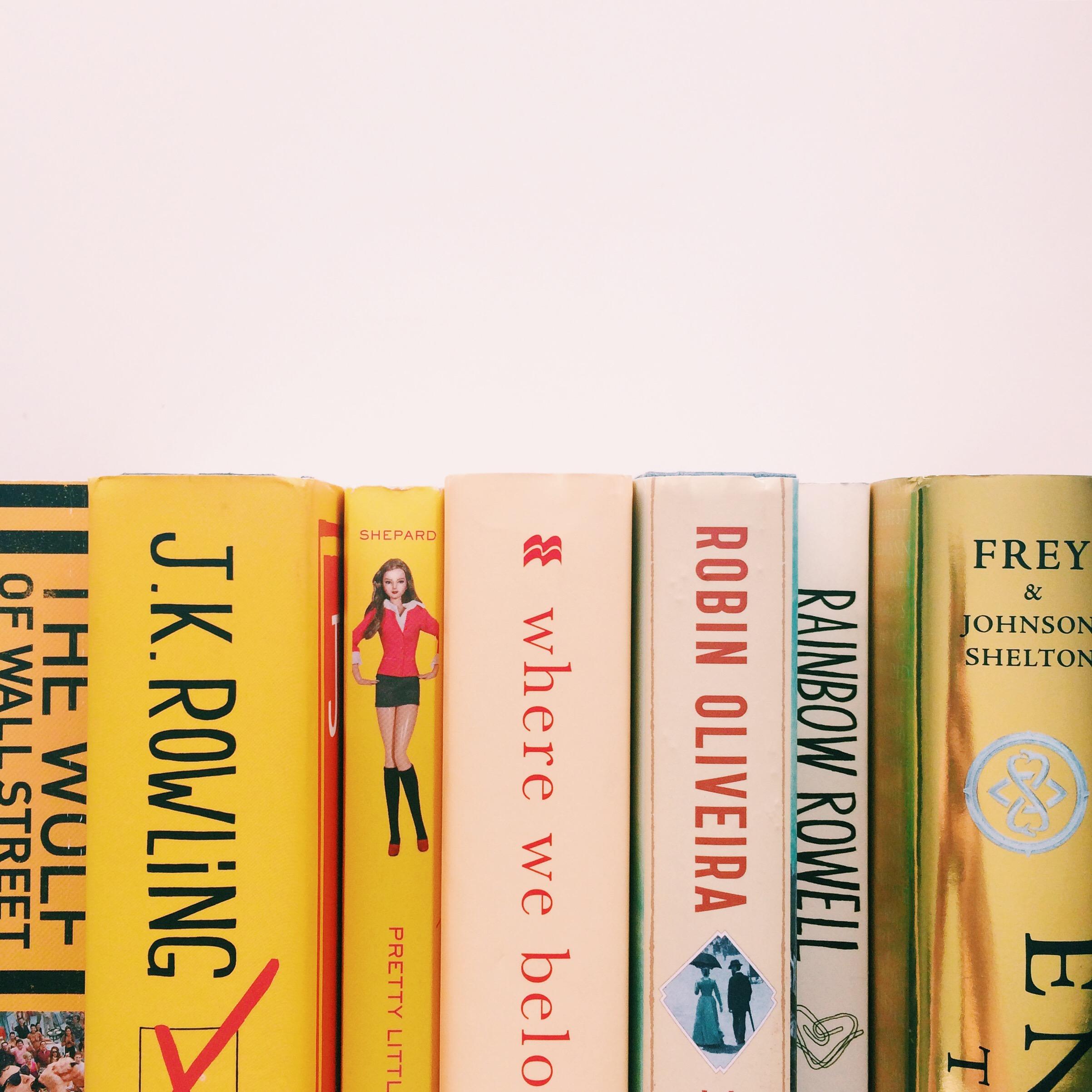 YA fiction   Novels and Nail Polish