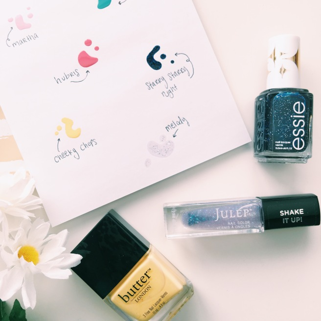 Spring 2016 Nail Polish Trend Report // Novels and Nail Polish